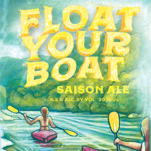 Float Your Boat Saison Ale Parkway Brewing Company Salem Roanoke Virginia Craft Beer
