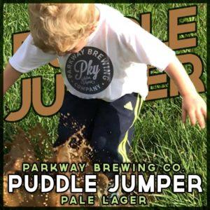 Puddle Jumper American Light Lager
