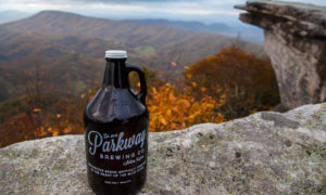 Introducing Parkway Brewing Company's Crowler