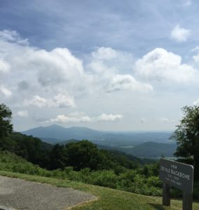 Blue Ridge Parkway Overlook Series Parkway Brewing Company Salem Roanoke Virginia Craft Beer