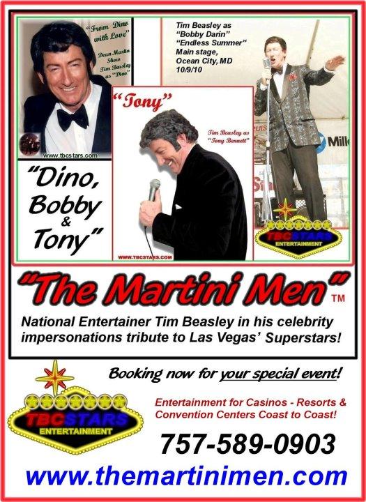 the Martini Men