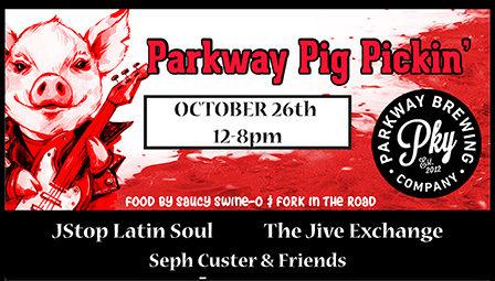 pig pickin' 2019 12-8pm, free event